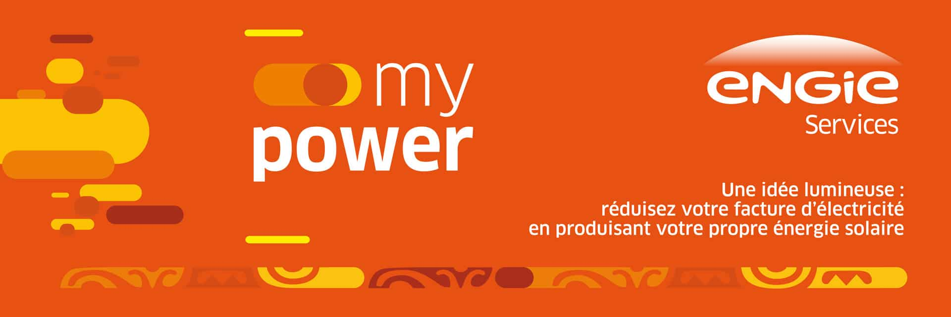 Vente Engie services - My Power